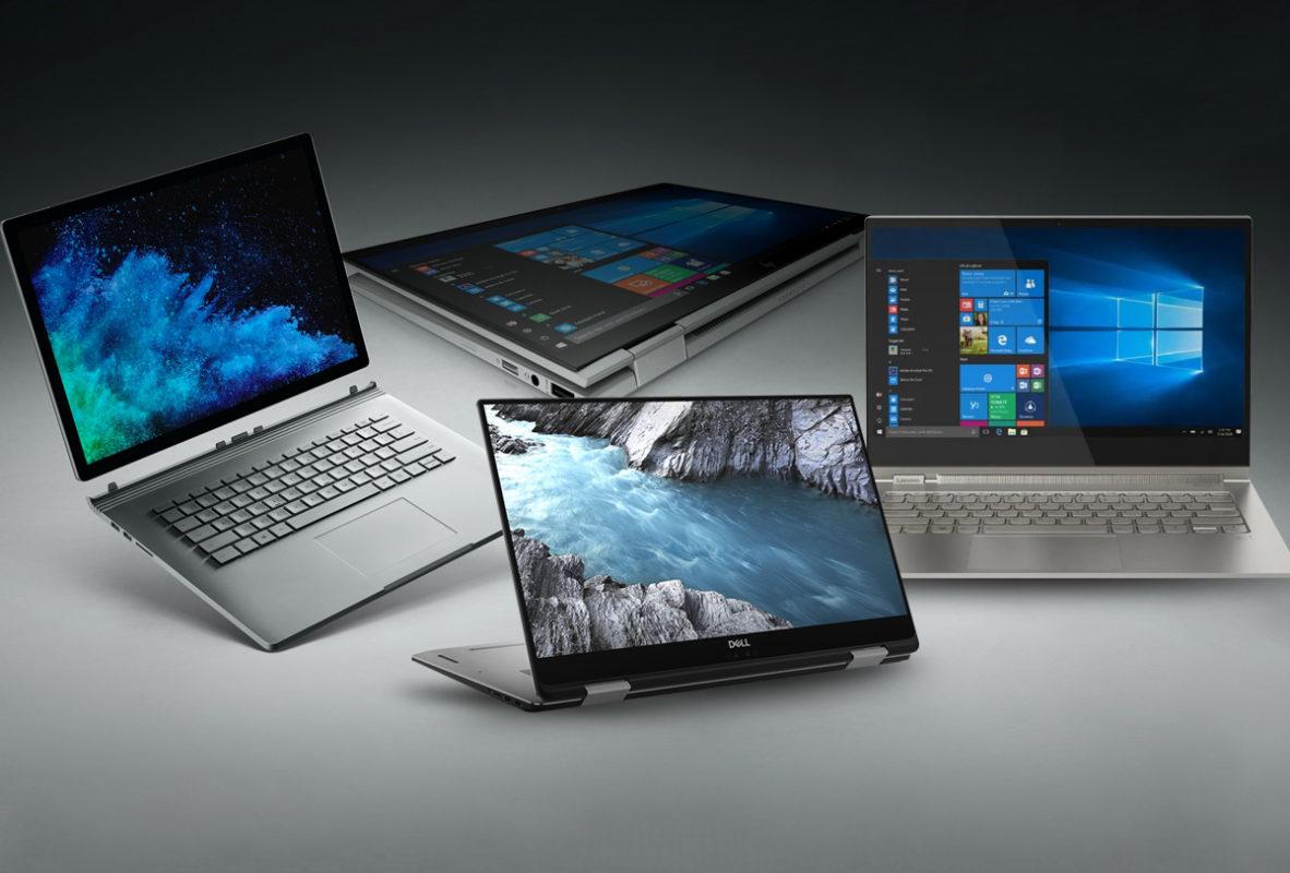 El renacimiento de las laptops llegó en 2019