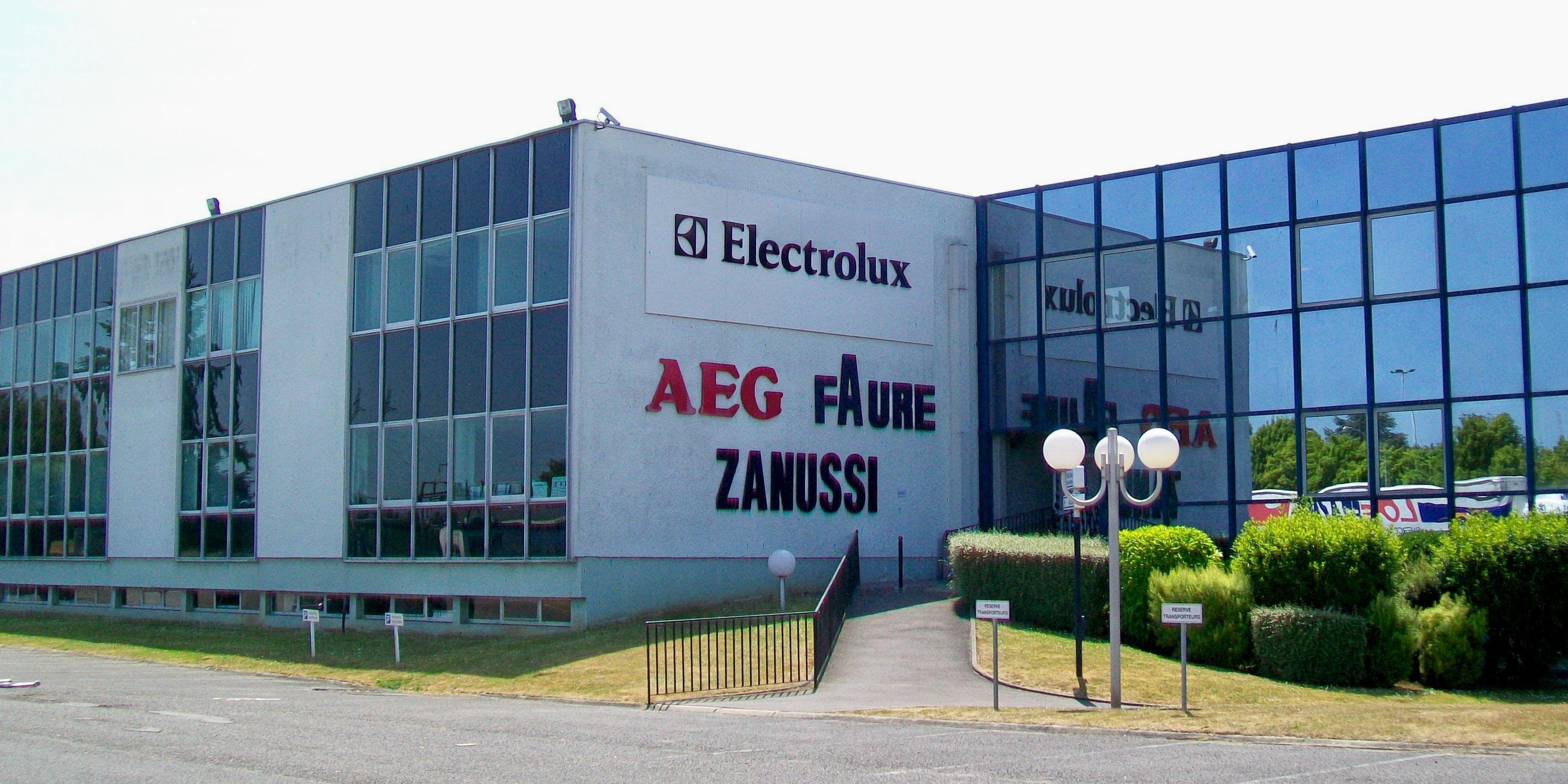Electrolux se mete en problemas con USA