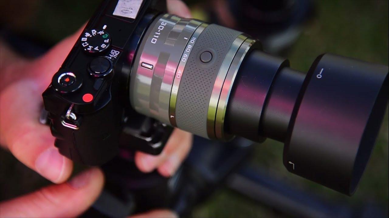 Nikon anuncia la nueva cámara sin espejo