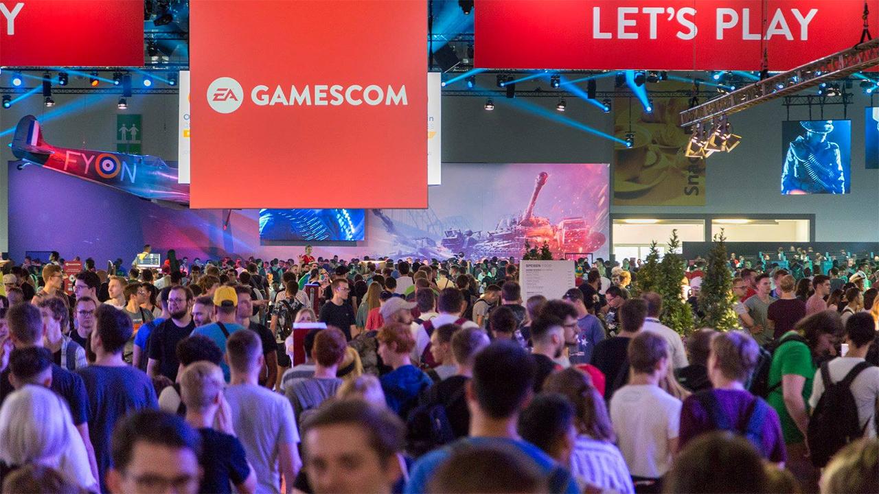 En gamescom se lanzan noticias de nuevos juegos
