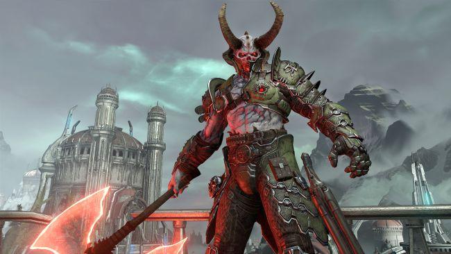 Doom Eternal trae más enemigos y sorpresas