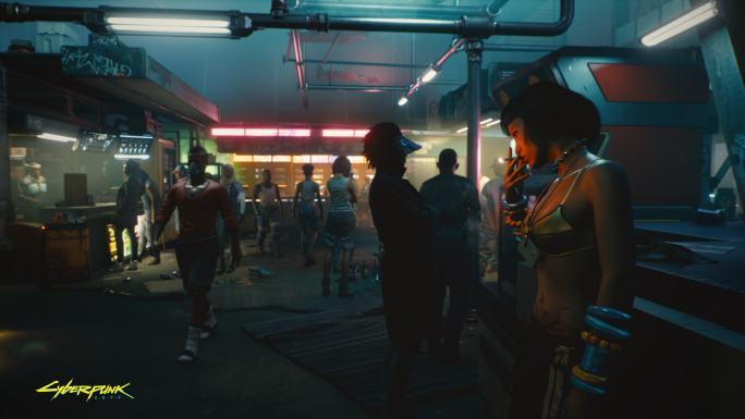 ¿Cual es la historia de Cyberpunk?