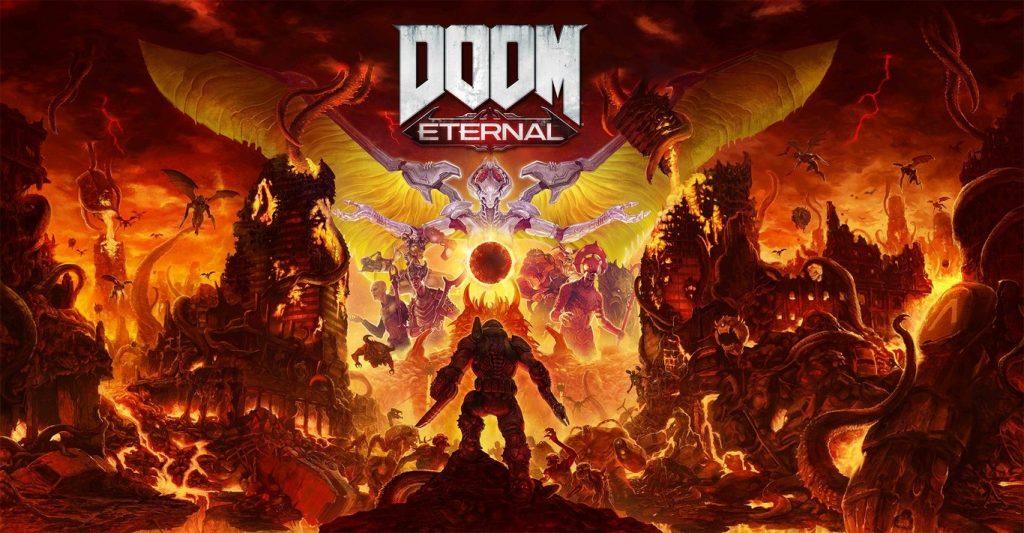 Doom Eternal, se estrena el 20 de marzo del 2020, ¡por fin!