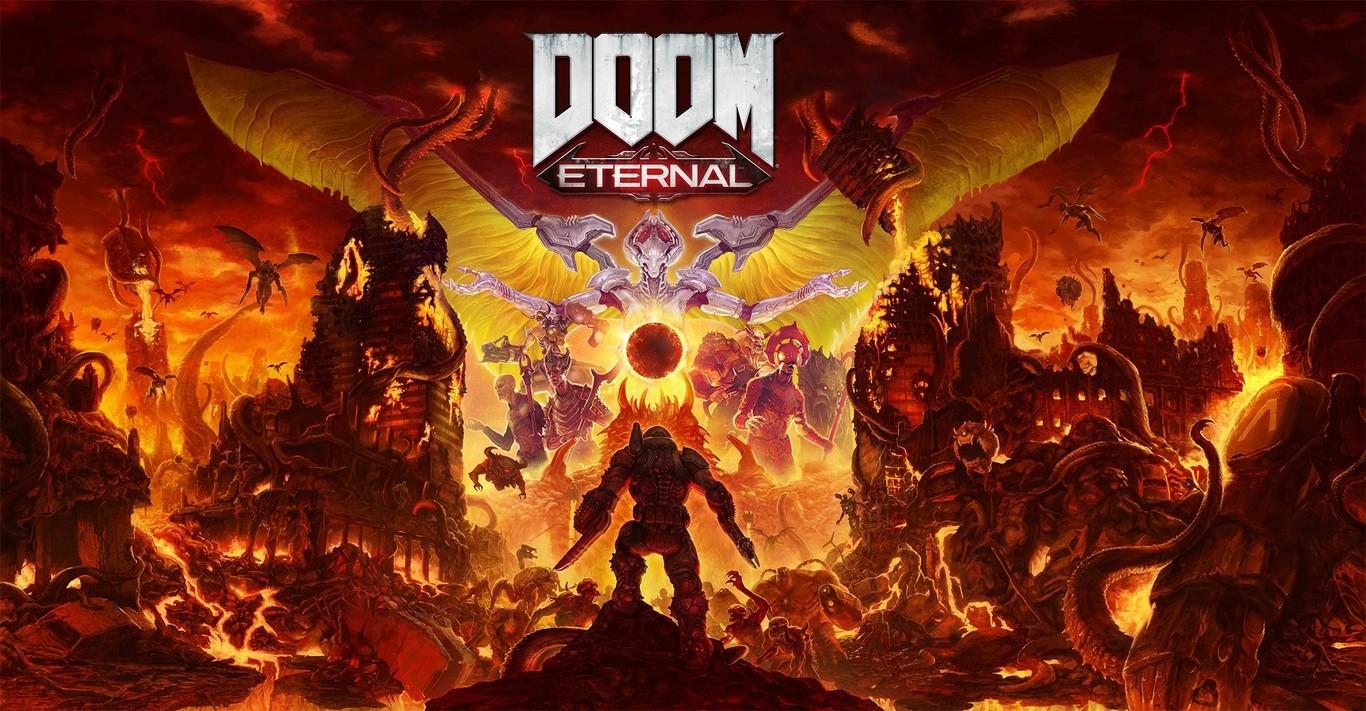 Doom Eternal, el Infierno en la Tierra