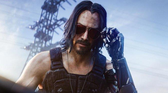 El prometedor Cyberpunk 2077 llega junto con Keanu Reeves a nuestras casas en abril del 2020