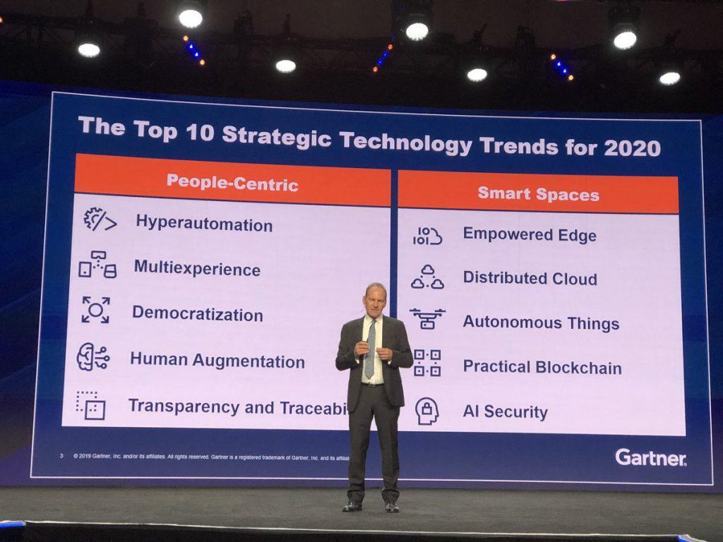 Son 10 los campos principales de tecnología