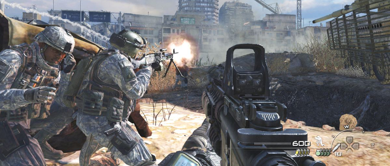 Call of Duty Modern Warfare 2 remastered en camino