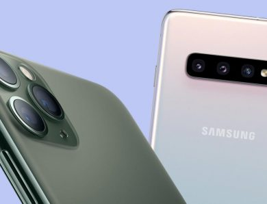 iPhone 11 Pro vs Galaxy S10