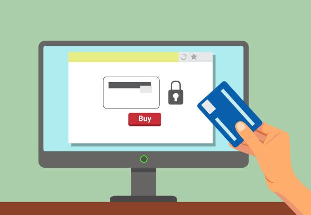 compras seguras con tarjeta de crédito