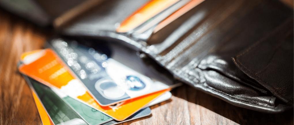 Experiencia con las tarjetas de crédito