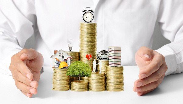 administración de bienes financieros